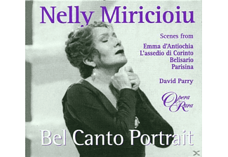 Nelly Miricioiu - Bel Canto Portrait - (CD)
