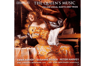 N/harvey/yamahiro Brink Kirkby/ryd - THE QUEEN S MUSIC - (CD)