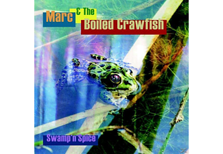 Marc - Swamp'n'spice [CD]