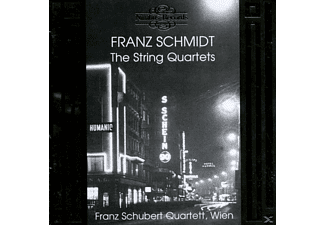Franz Schubert Quartet, Franz Schubert Quartett Wien - The String Quartets - (CD)