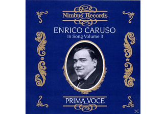 Enrico Caruso - Caruso In Song Vol.3 - (CD)