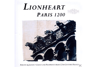 Lionheart - Lionheart Paris 1200 - (CD)