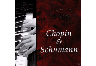 Harold Bauer - Bauer Plays Chopin & Schumann - (CD)