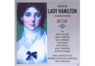 Chor - Lady Hamilton - (CD)