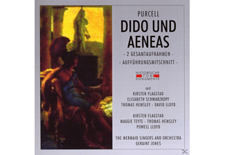 The Mermaid Singers And Orchestra - Dido Und Aeneas - (CD)