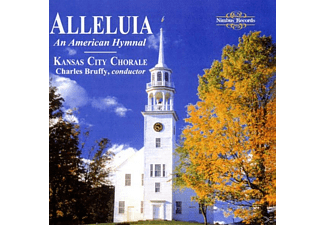 Charles/kansas City Chorale Bruffy - Alleluia An American Hymnal - (CD)