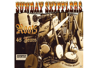 Sunday Skifflers The - Roots 45 Years [CD]