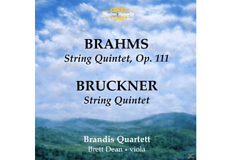 Bris Quartett - Quintets - (CD)