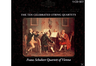 Franz Schubert Quartett Wien - Celebrated String Quartets - (CD)