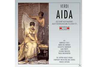 Nippon House Kyokai Symphony Orchestra And Choir - Aida - (CD)