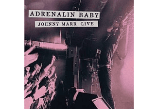 Johnny Marr - Adrenalin Baby-Johnny Marr Live - (CD)