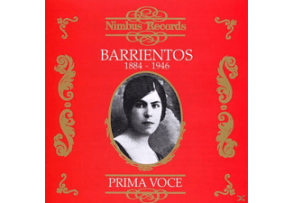 VARIOUS, Maria Barrientos - Barrientos/Prima Voce - (CD)