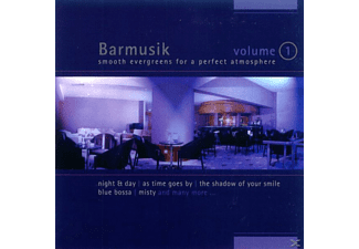 VARIOUS - Barmusik Vol.1 - (CD)