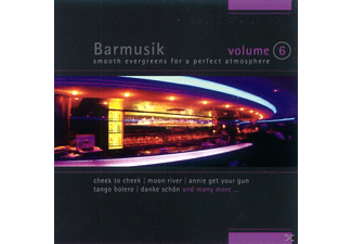 VARIOUS - Barmusik Vol.6 [CD]