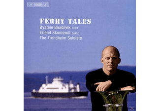 BAADSVIK/SKOMSVOLL/THE TRONDHEIM SO - FERRY TALES - (CD)