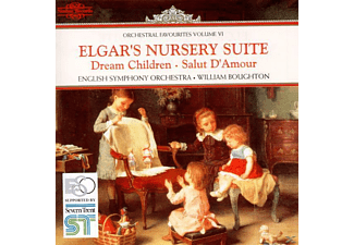 William Boughton, English Symphony Orchestra - Nursery Suite - (CD)