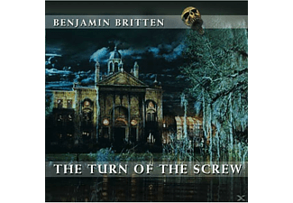 Britten, English Opera Group Orchestra - The Turn Of The Screw (Britten, Benjamin) - (CD)