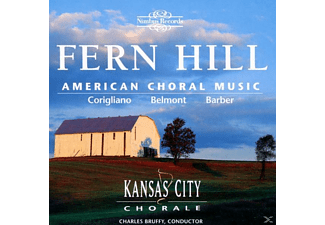 Charles/kansas City Chorale Bruffy - Kansas City Chorale - (CD)