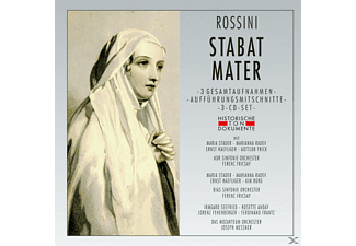 NDR Sinfonie Orchester/RIAS Sinfonie Orchester - Stabat Mater-3 Cds - (CD)