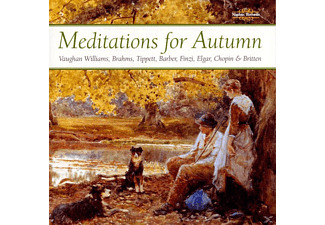 VARIOUS - MEDITATIONS FOR AUTUMN - (CD)