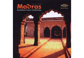 RAVIKIRAN/MANJUNATH/DORAI - Music From Madras - (CD)