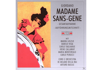 VARIOUS - Madame Sans-Gene - (CD)