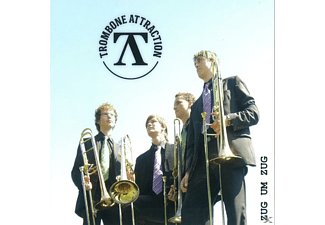Trombone Attraction - Zug Um Zug - (CD)