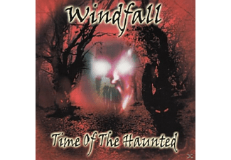 Windfall - Time Of The Haunted - (CD)