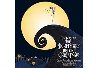 VARIOUS - NIGHTMARE BEFORE CHRISTMAS - (CD)