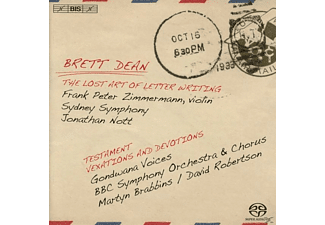 Zimmermann/Sydney SO/BBC SO, Zimmermann/Nott/Brabbins/Robertson/Sydney SO/+ - The Lost Art of Letter Writing - (SACD Hybrid)