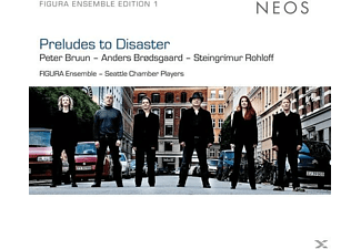 Figura Ensemble With Seattle Chamber Players, Seattle Chamber Players - Preludes To Disaster - (CD)