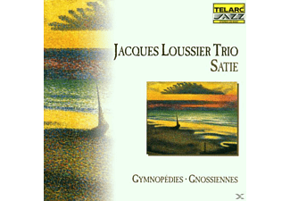 Jacques Trio Loussier - Gymnopedies-Gnossiennes - (CD)