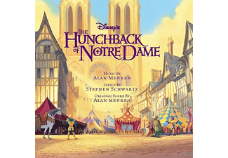 VARIOUS - Hunchback Of Notre Dame [CD]