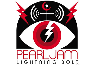 Pearl Jam -  Lightning Bolt [CD]