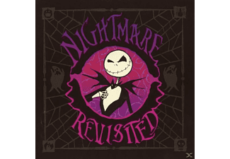 VARIOUS - Nightmare Revisited - (CD)