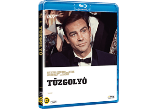 James Bond - Tűzgolyó (Blu-ray)