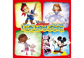 OST/VARIOUS - Disney Junior: Lieblingslieder [CD]