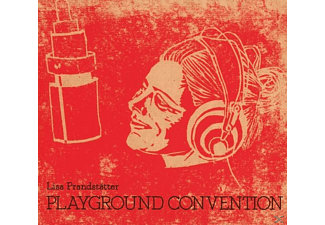 Lisa Prandstättet - Playground Convention - (CD)