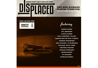 VARIOUS - Displaced - Songs That Can Not Replace Home - (CD)