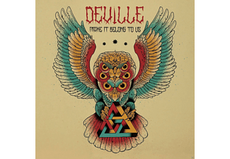 Deville - Make It Belong To Us - (CD)