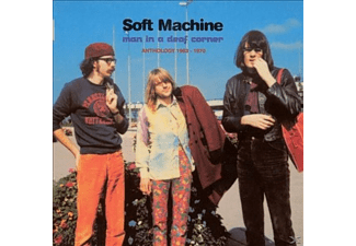 Soft Machine - Man In A Deaf Corner [CD]