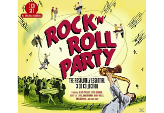 VARIOUS - Rock'n'roll Party [CD]