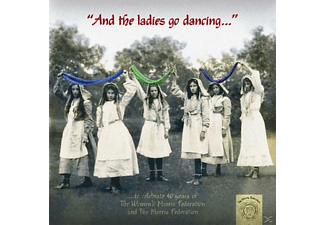 Womens Morris Federation - And The Ladies Go Dancing - (CD)