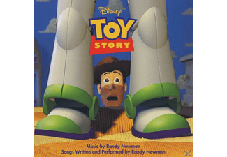 VARIOUS - Toy Story - Deutsche Version [CD]