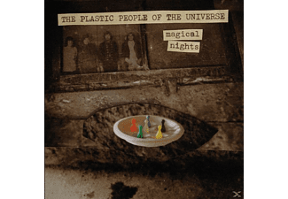 Plastic People Of The Universe - Magical Nights - (CD)