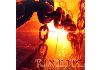 Kinetic - The Chains That Bind Us - (CD)