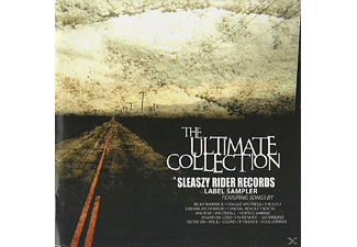 VARIOUS - Ultimate S.R.Collection 1 - (CD)