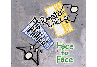 Flip Philioo-renato Chicco - Face To Face - (CD)