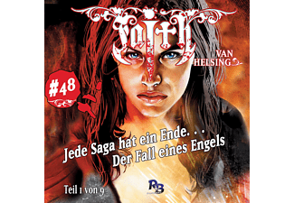 FAITH-THE VAN HELSING CHRONICLES 48: Enthüllungen - 1 CD - Horror