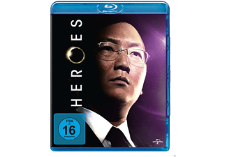 Heroes - Staffel 2 [Blu-ray]